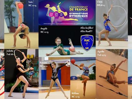 Championnat de France des Individuelles 2020 à Reims