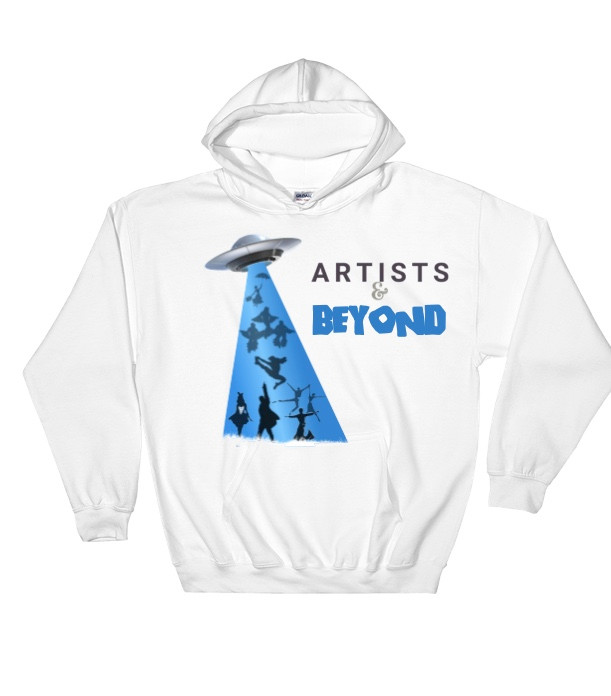 Artists and Beyond T-Shirt Design