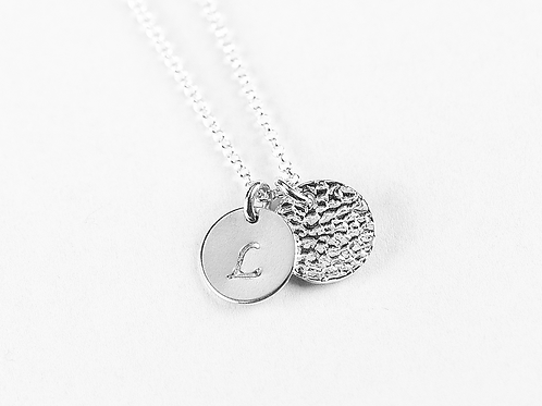 MyLOVE! Initial Kette 925 SILBER