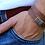 Thumbnail: Leder Armband Herren Namensarmband