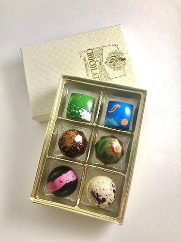 6pc Bonbon Box