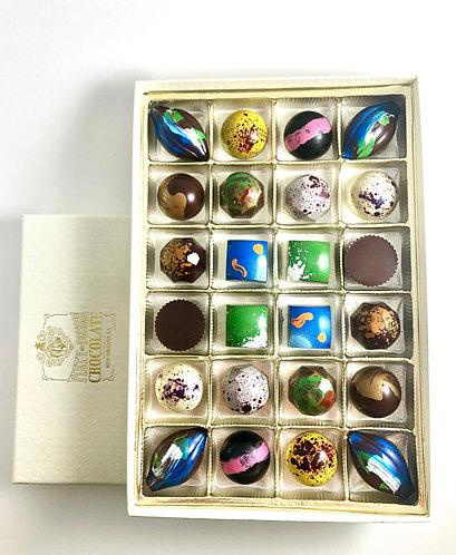 24 pc Bonbon Gift Box