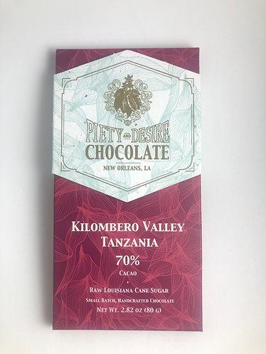 70% Kilombero Valley, Tanzania