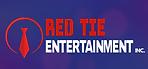 Red Tie entertianment PA logo