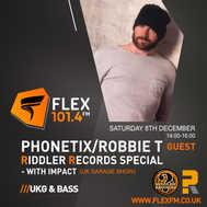 Phonetix on Flex '18