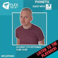 Phonetix on Flex '20