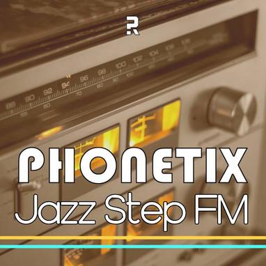 Jazz Step FM Cover