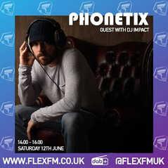 Flex FM w/ DJ Impact, 12th June 2021