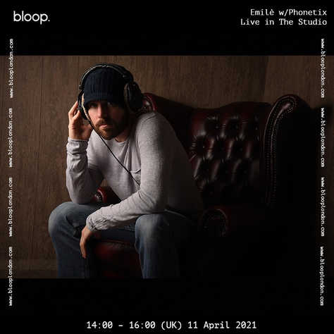 Guest Appearance on Bloop London Radio