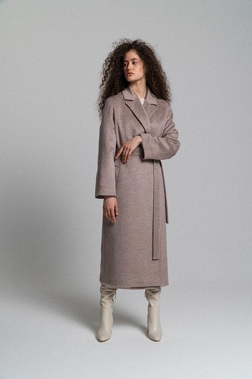 Пальто на запахе