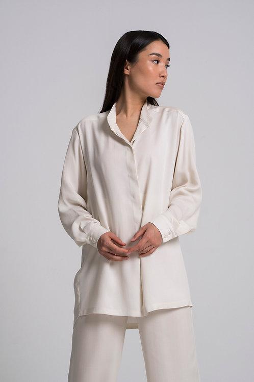 Рубашка из тенсела