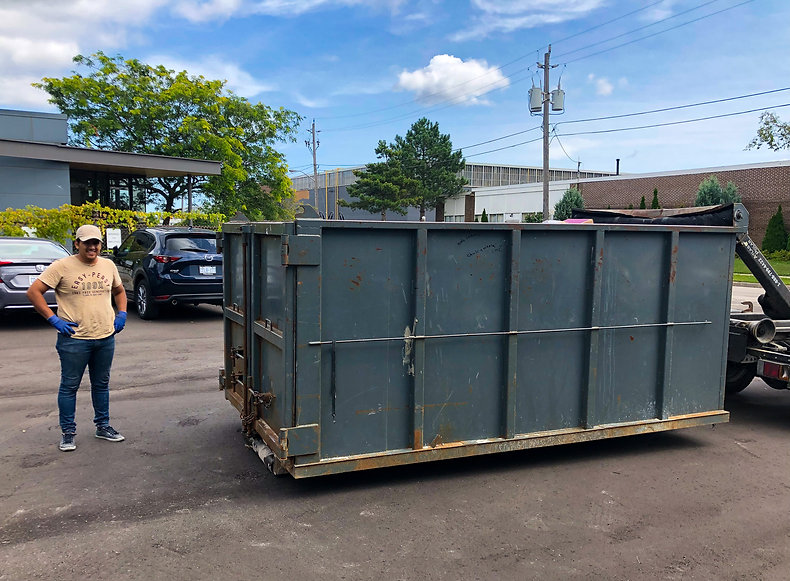 Bin rentals for residential and commerci