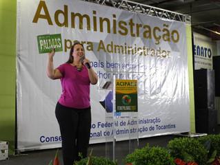 RMC Palmas participa da maior feira de negócios do Tocantins