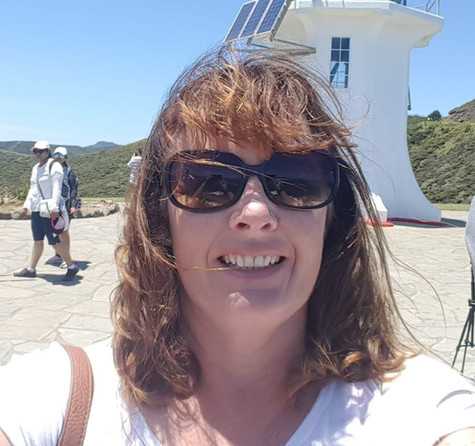 Pauline Houston - Meet Up Coordinator (Hamilton mid-week Group)