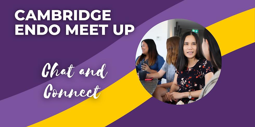 Cambridge Endo Meet Up - September