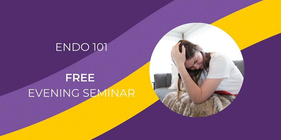 Endo 101 - FREE Evening Seminar