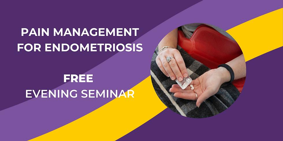 Pain Management for Endometriosis