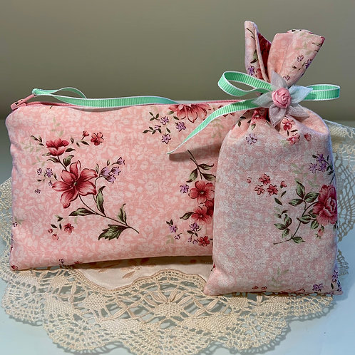 Matching Set - Pouch and Sachet