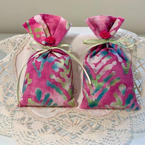 Lavender Sachets - Batik