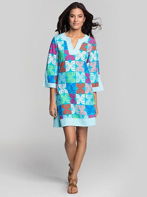 Bo & Nic Geometric Dress