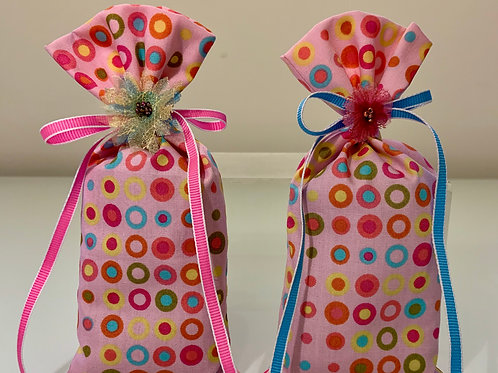 Fun Dots - Set of Two Lavender Sachets