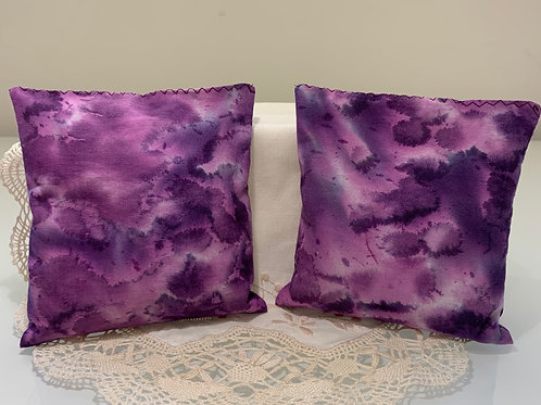 Set of Two Lavender sachets