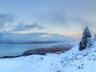 The Old Man of Storr, Isle of Skye, Scotland.