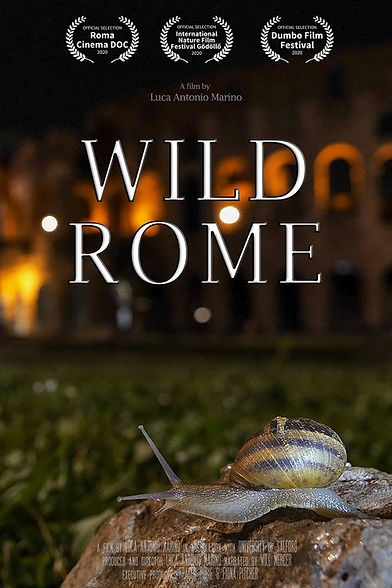 Wild Rome POSTER vertical laurels web.jp
