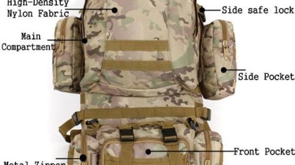 Multicam EDC bag starters kit.