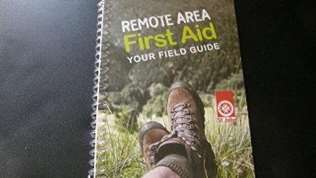 Remote area field guide