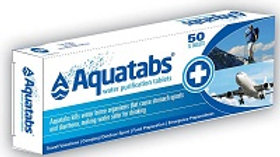 Aquatabs 50 tabs pack