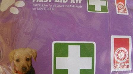 St.John's pet first aid kit