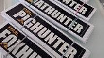2 Hunter sticker deal (your pick)
