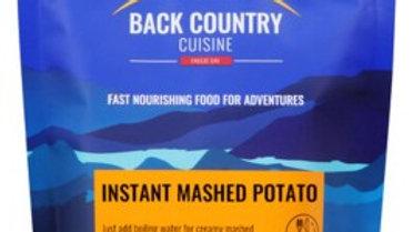 Instant mashed potato makes 860 grams