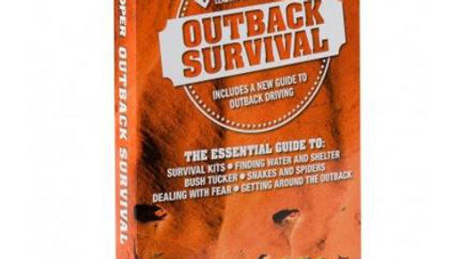 Bob Cooper Outback Survival book