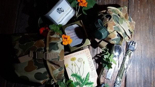Edible weed forager kit- free postage