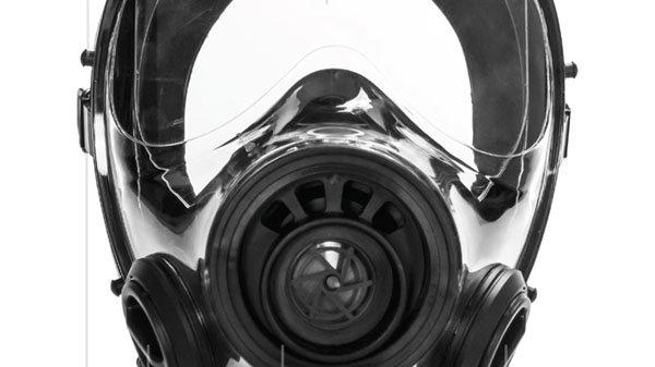 SGE 400/3 BB CBRN Mask - No Water Port