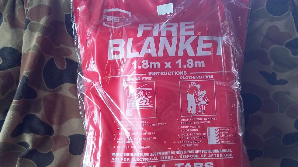 XL Fire Blanket