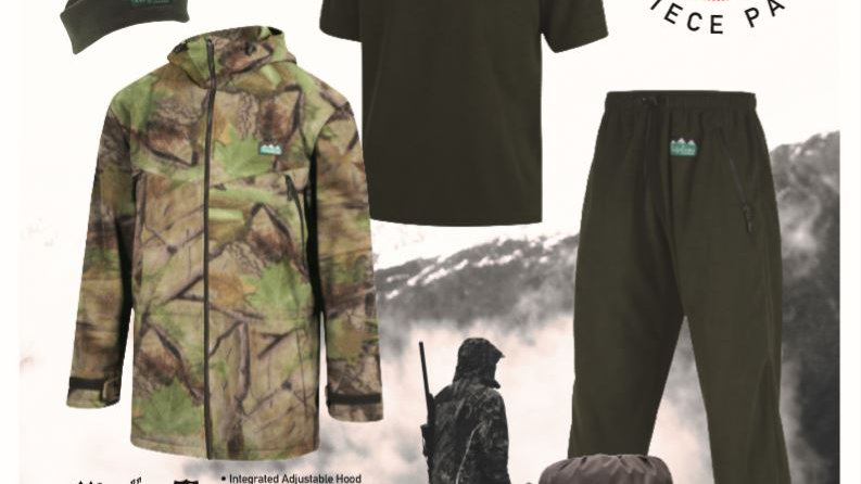 Ridgeline Hurricane fleece pack free postage