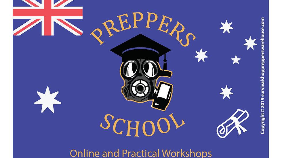 Preppers School #4
