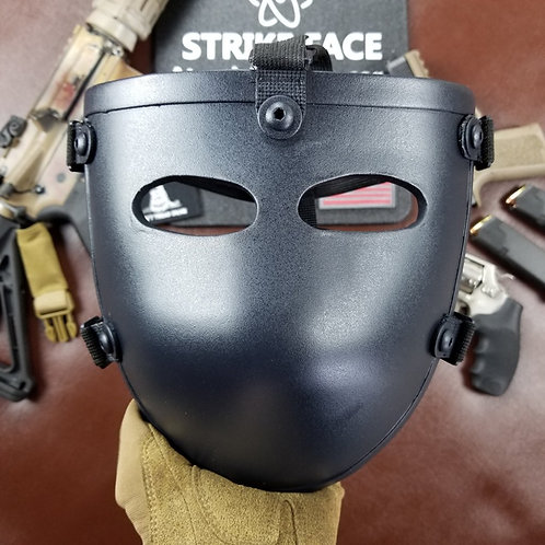 Level IIIa+ Ballistic Facemask