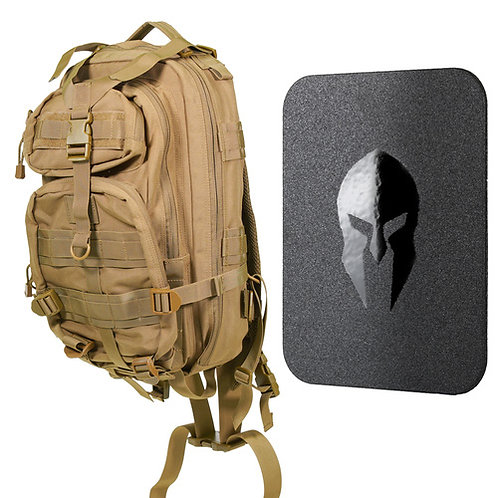 Armored Tactical Backpack
