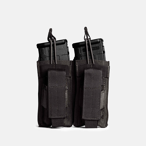 Tacticon Double Kangaroo Mag Pouch
