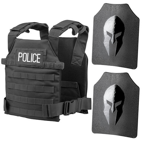 First Responder Armor kit