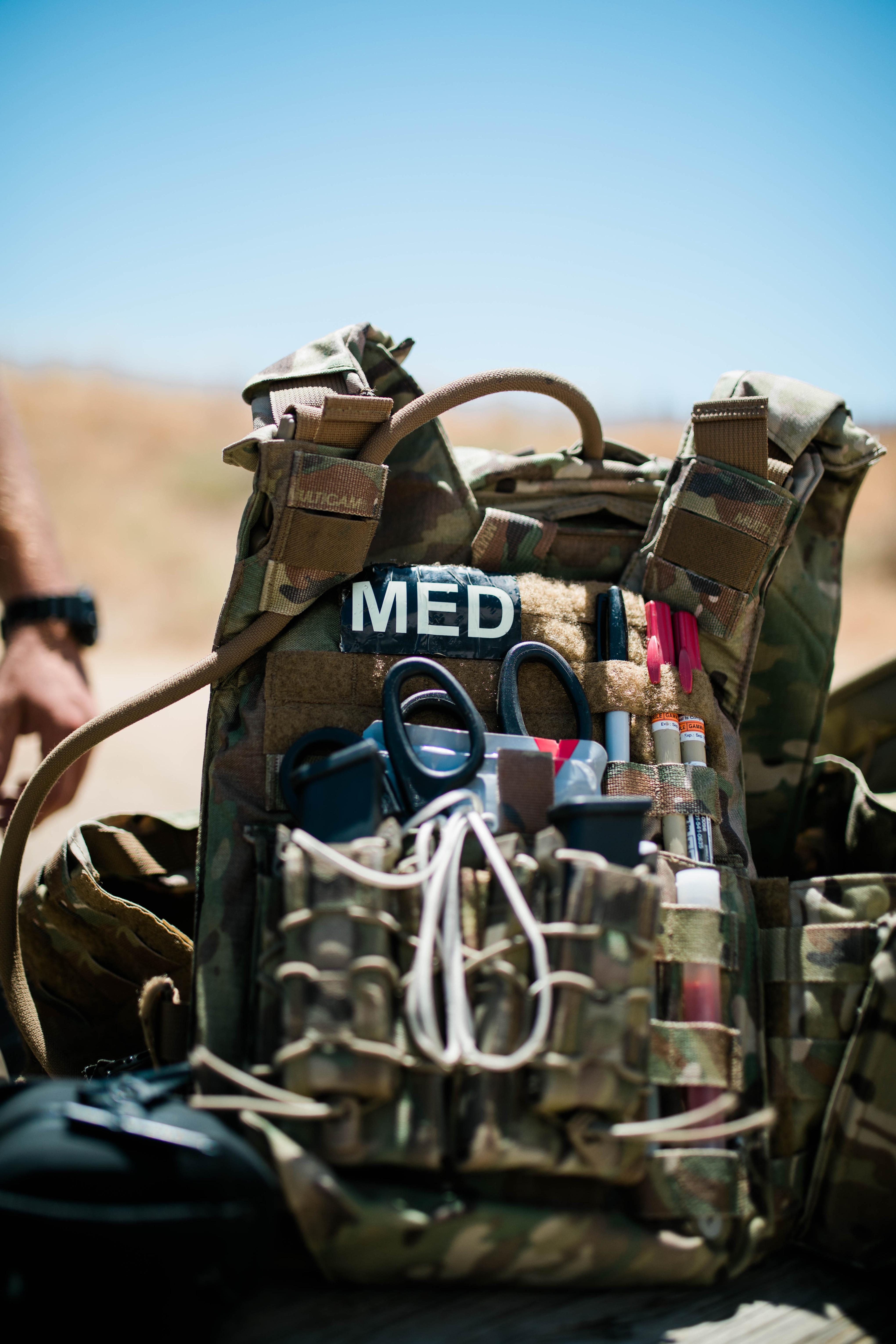 Emergency Medical Training Class