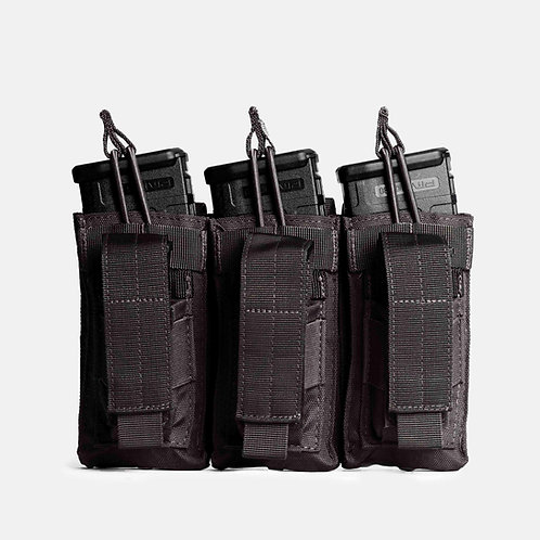 Tacticon Triple Kangaroo Mag Pouch