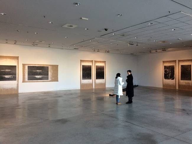 The Cloud Chamber project, Alcobendas Centro de Arte, Madrid, 2018. ©