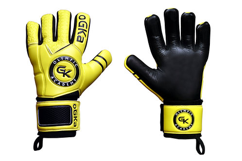 Negative Cut - MATCH GLOVE - NEON YELLOW