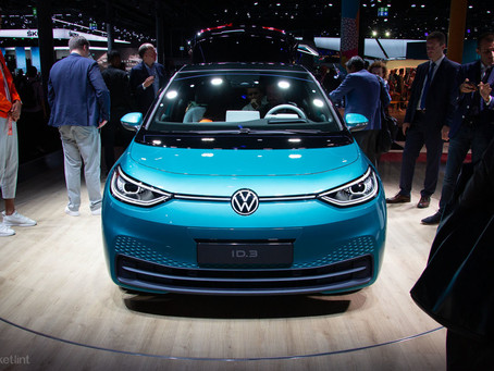 Is Volkswagen the next big thing in the Automotive Industry?