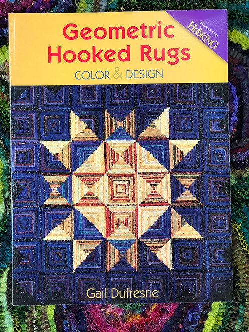 Geometric Hooked Rugs